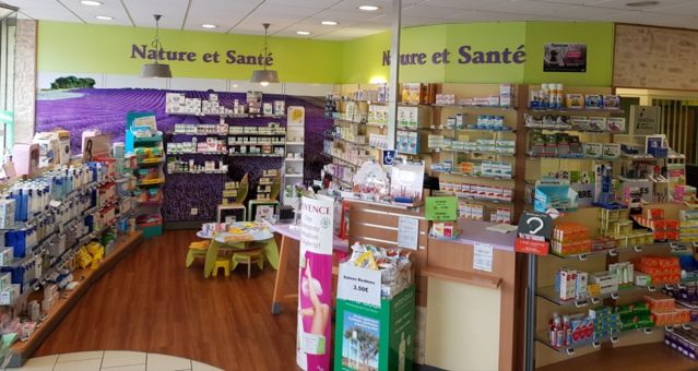 Pharmacie Fontana, Bergerac