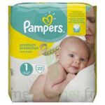 PAMPERS NEW BABY PREMIUM PROTECTION, taille 1, 2 kg à 5 kg, sac 22 à Bergerac