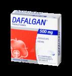 DAFALGAN 500 mg, comprimé effervescent sécable à Bergerac