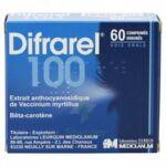 DIFRAREL 100 mg, comprimé enrobé à Bergerac
