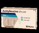 ACETYLLEUCINE MYLAN 500 mg, comprimé à Bergerac