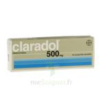CLARADOL 500 mg, comprimé sécable à Bergerac