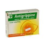 ANTIGRIPPINE A L'ASPIRINE ETAT GRIPPAL, comprimé à Bergerac