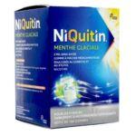 NIQUITIN 2 mg Gom à mâcher médic menthe glaciale sans sucre Plq PVC/PVDC/Alu/100 à Bergerac