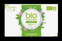 Nutrisanté Infusions Bio Tisane Verveine 20 Sachets à Bergerac