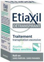 Etiaxil Aisselles Détranspirant Peau Sensibles Roll-on/15ml à Bergerac