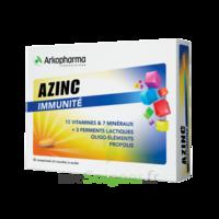 Azinc Immunité Tri Couches Comprimés B/30 à Bergerac