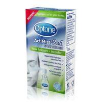 Optone Actimist Spray Oculaire Yeux Fatigués + Inconfort Fl/10ml à Bergerac