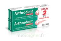 Pierre Fabre Oral Care Arthrodont Dentifrice Classic Lot De 2 75ml à Bergerac