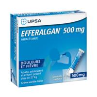 Efferalgan 500 Mg Glé En Sachet Sach/16 à Bergerac