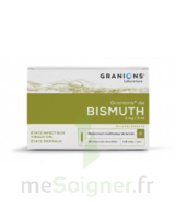 GRANIONS DE BISMUTH 2 mg/2 ml S buv 10Amp/2ml à Bergerac