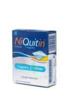 NIQUITIN 7 mg/24 heures, dispositif transdermique B/7 à Bergerac