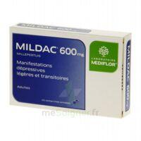 Mildac 600 Mg, Comprimé Enrobé à Bergerac