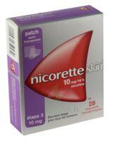 Nicoretteskin 10 mg/16 h Dispositif transdermique B/28 à Bergerac