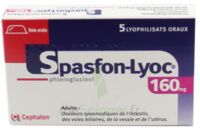 SPASFON LYOC 160 mg, lyophilisat oral à Bergerac