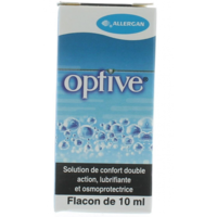 OPTIVE, fl 10 ml à Bergerac