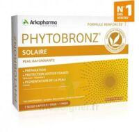 Phytobronz Solaire Caps Tous Types De Peaux B/30 à Bergerac