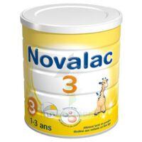 Novalac 3 Croissance lait en poudre 800g à Bergerac