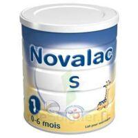NOVALAC S 1, 0-6 mois bt 800 g à Bergerac