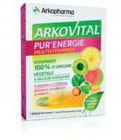 Arkovital Pur'Energie Multivitamines Comprimés dès 6 ans B/30 à Bergerac