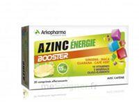 Azinc Energie Booster Comprimés Effervescents Dès 15 Ans B/20 à Bergerac