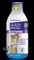 4321 Minceur 4 Actions Solution Buvable Fl/280ml à Bergerac