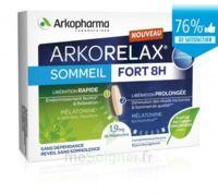 Arkorelax Sommeil Fort 8h Comprimés B/15 à Bergerac