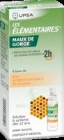 Les Elementaires Solution Buccale Maux De Gorge Adulte 30ml à Bergerac