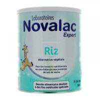 Novalac Riz Lait poudre 0-36mois B/800g à Bergerac