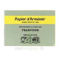 Papier D'arménie Traditionnel Feuille Triple à Bergerac