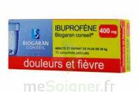 IBUPROFENE BIOGARAN CONSEIL 400 mg, comprimé pelliculé à Bergerac