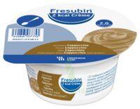 Fresubin 2kcal Crème sans lactose Nutriment cappuccino 4 Pots/200g à Bergerac