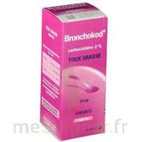 BRONCHOKOD ENFANTS 2 POUR CENT, sirop à Bergerac