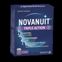 NOVANUIT Triple action Gélules B/30 à Bergerac