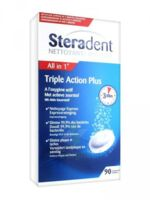 STERADENT TRIPLE ACTION, tube 30, bt 3 à Bergerac