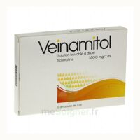 VEINAMITOL 3500 mg/7 ml, solution buvable à diluer à Bergerac