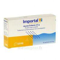 IMPORTAL JEUNES ENFANTS 2,5 g, poudre orale en sachet à Bergerac