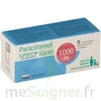 PARACETAMOL TEVA SANTE 1000 mg, comprimé effervescent sécable à Bergerac