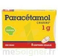 PARACETAMOL CRISTERS 1 g, comprimé sécable à Bergerac