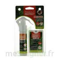 Insect Protect Spray Peau + Spray VÊtements Fl/18ml+fl/50ml à Bergerac