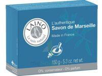 LAINO TRADITION Sav de marseille 150g à Bergerac