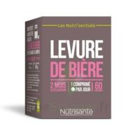 LEVURE DE BIERE 60 COMPRIMES à Bergerac