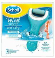 Scholl Velvet Smooth Wet&Dry Râpe électrique rechargeable à Bergerac