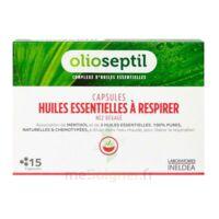 Olioseptil - Capsules Huiles Essentielles à Respirer - Nez Dégagé à Bergerac