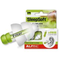 Bouchons d'oreille SleepSoft ALPINE à Bergerac