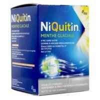 Niquitin 4 Mg Gom à Mâcher Médic Menthe Glaciale Sans Sucre Plq Pvc/pvdc/alu/100 à Bergerac