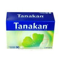 TANAKAN 40 mg, comprimé enrobé PVC/alu/90 à Bergerac
