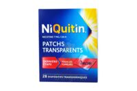 NIQUITIN 7 mg/24 heures, dispositif transdermique B/28 à Bergerac