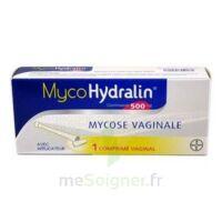 Mycohydralin 500 Mg, Comprimé Vaginal à Bergerac