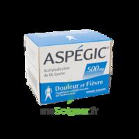 ASPEGIC 500 mg, poudre pour solution buvable en sachet-dose 20 à Bergerac